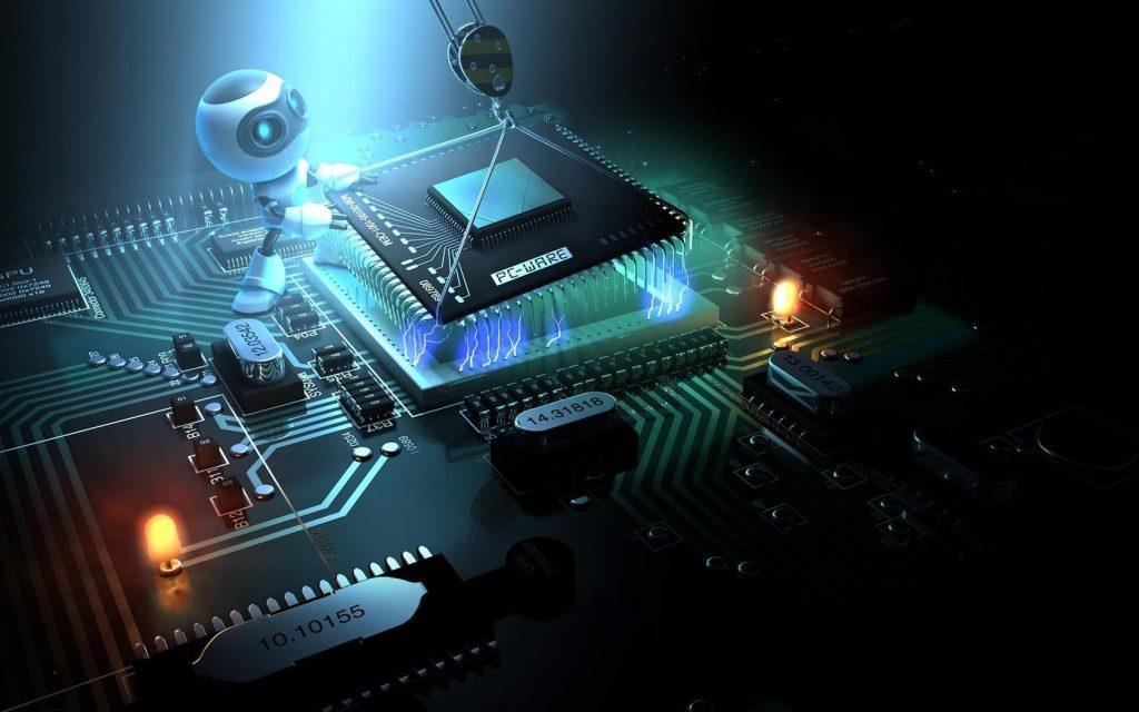 thiết kế mạch điện tử